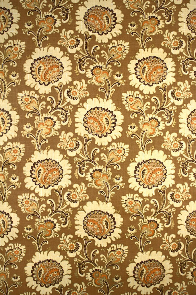 New Retro Wall Paper Vintage Gold Floral Wallpaper - Vintage Gold - HD Wallpaper
