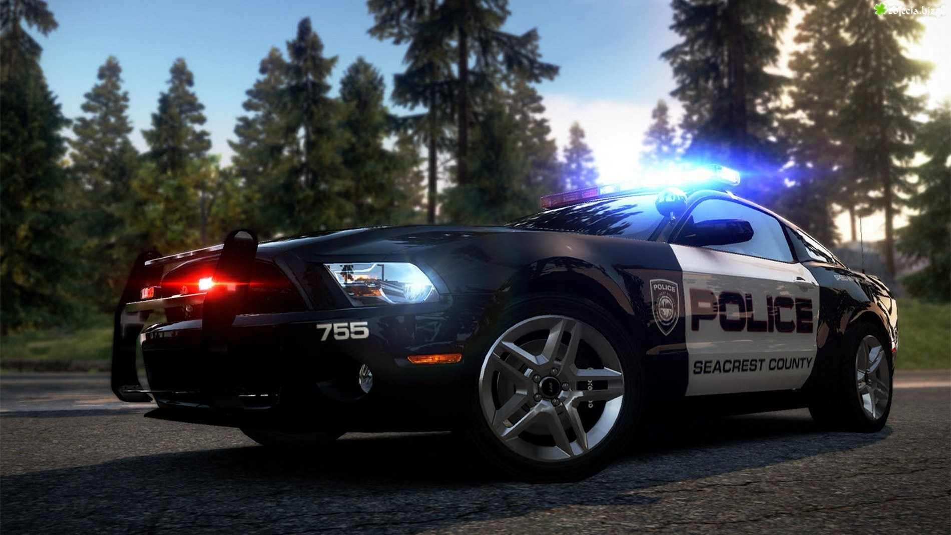 New Police Car Wallpaper Hd Desktop - Need For Speed Hot Pursuit Police Cars - HD Wallpaper
