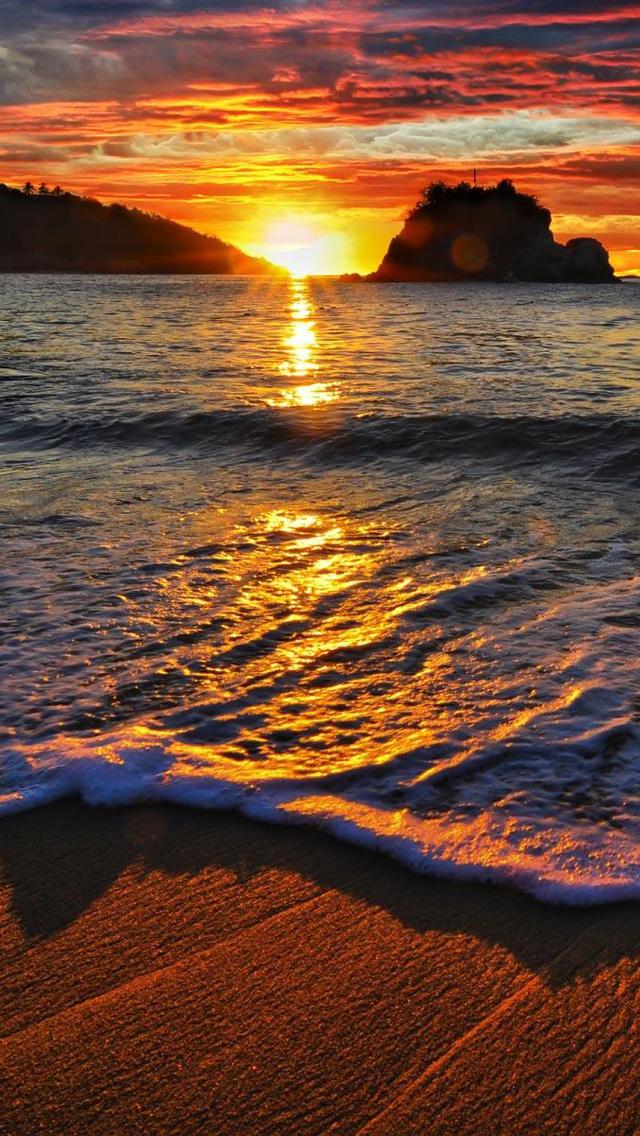 Landscape Hd Iphone S Wallpaper Download Iphone Wallpapers Sunset Hd Wallpaper For Iphone 640x1136 Wallpaper Teahub Io