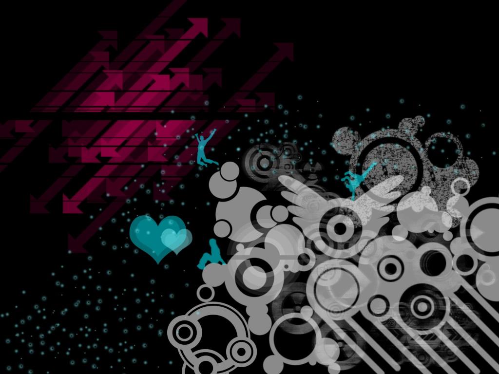 Papel De Parede Para Celular De Rockeira - HD Wallpaper