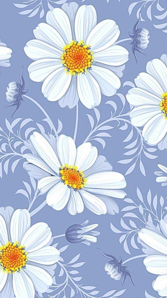 Papel De Parede Para Celular Com Flores - HD Wallpaper