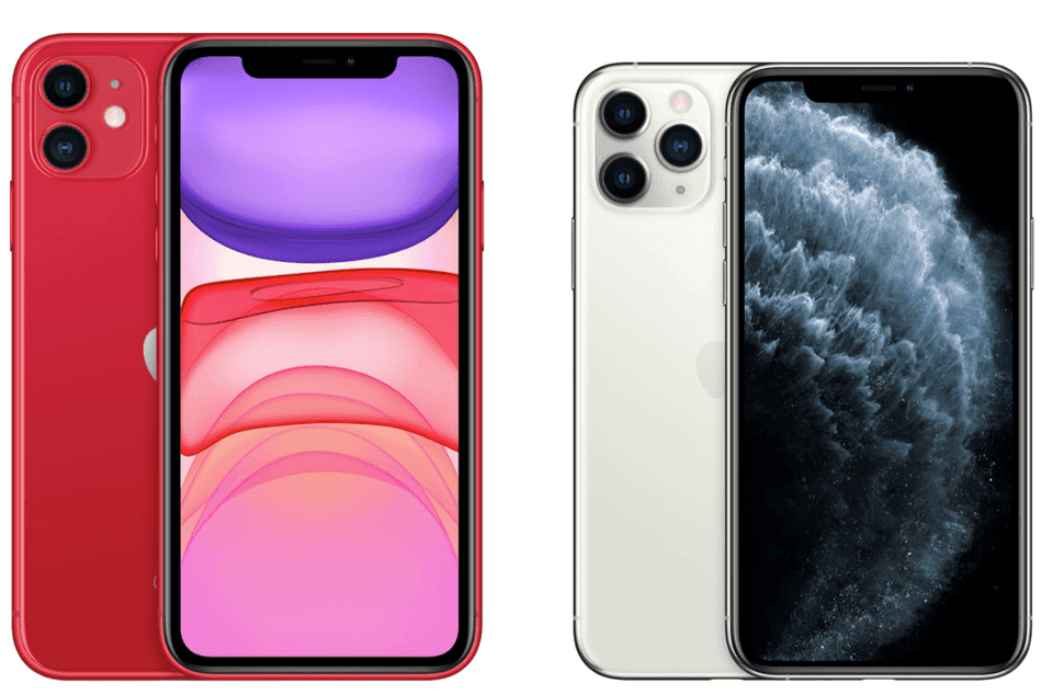 Difference Iphone 11 Et 11 Pro - HD Wallpaper
