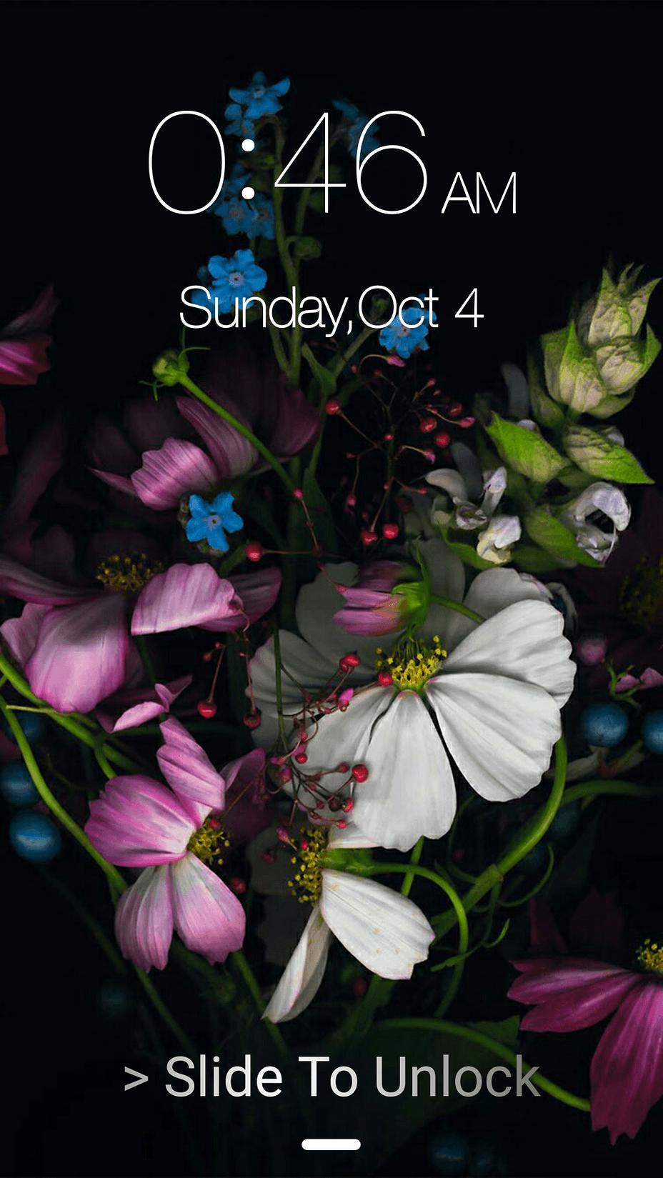 Iphone 8 Plus Wallpaper Hd Flower - HD Wallpaper