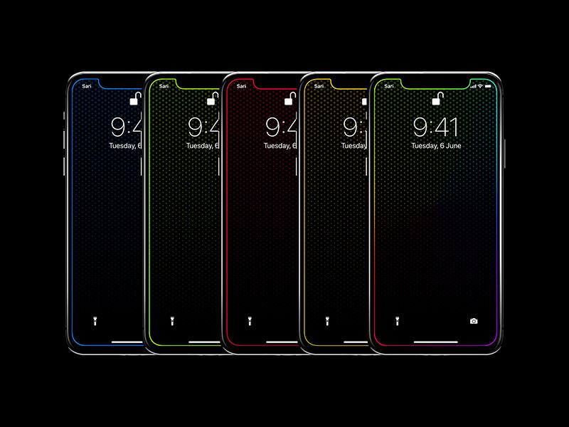 Iphone X Wallpaper Lazer Pack - Iphone X Wallpaper Lazer - HD Wallpaper